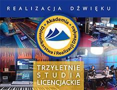 Akademia Dziennikarstwa i Realizacji Dźwięku Warszawa