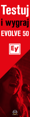 Electro Voice EVOLVE 50 - testuj, wygrywaj!