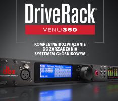 ESS Audio dbx DriveRack VENU360