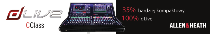 Konsbud Audio Allen&Heath dLive