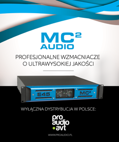 ProAudio-AVT Adamoson prawa