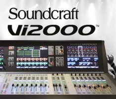 ESS Audio Soundcraft Vi2000