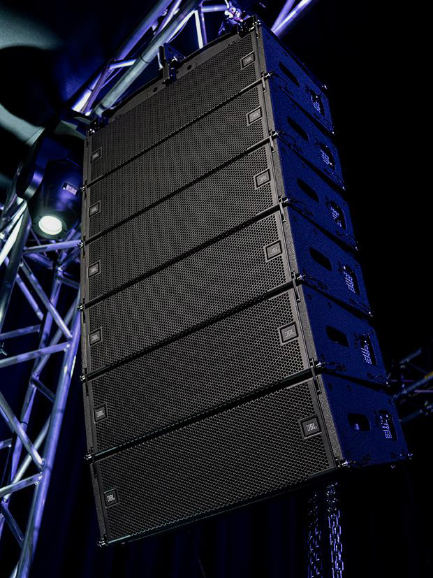 JBL VTX A8 Especto array 6xVTX A8