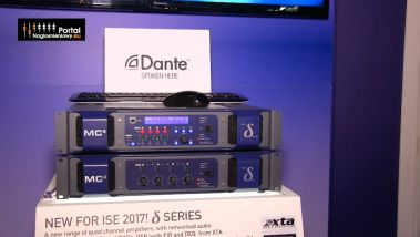 [ISE 2017] MC2 Audio Delta 80 DSP
