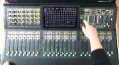 Avid VENUE S6L-24C - konfiguracja i obsługa konsolety i systemu miksującego Avid S6L 24C