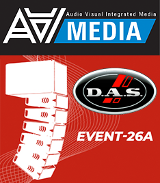 DAS Audio Event-26A