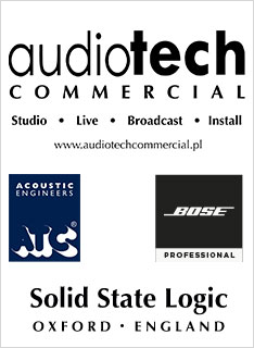 Audiotech Commercial - SSL, ATC, Bose Professional