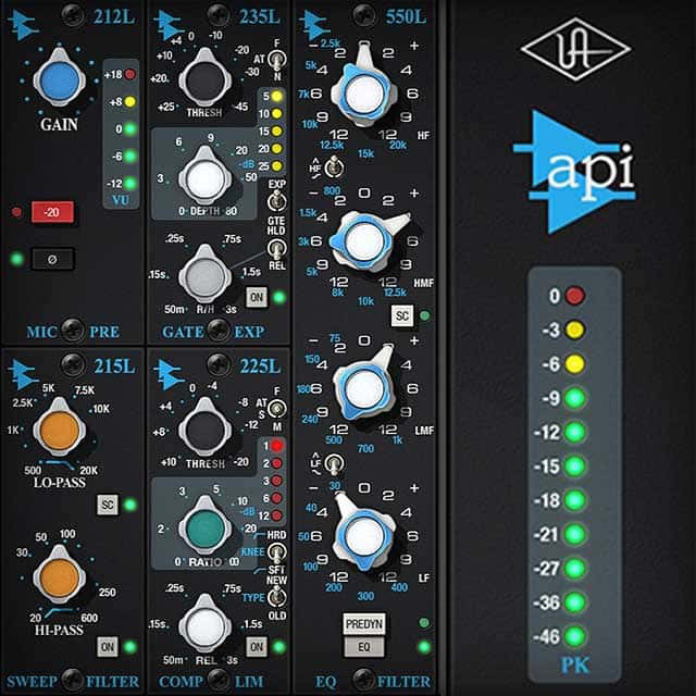 UAD 2 OctoUltimate7 3