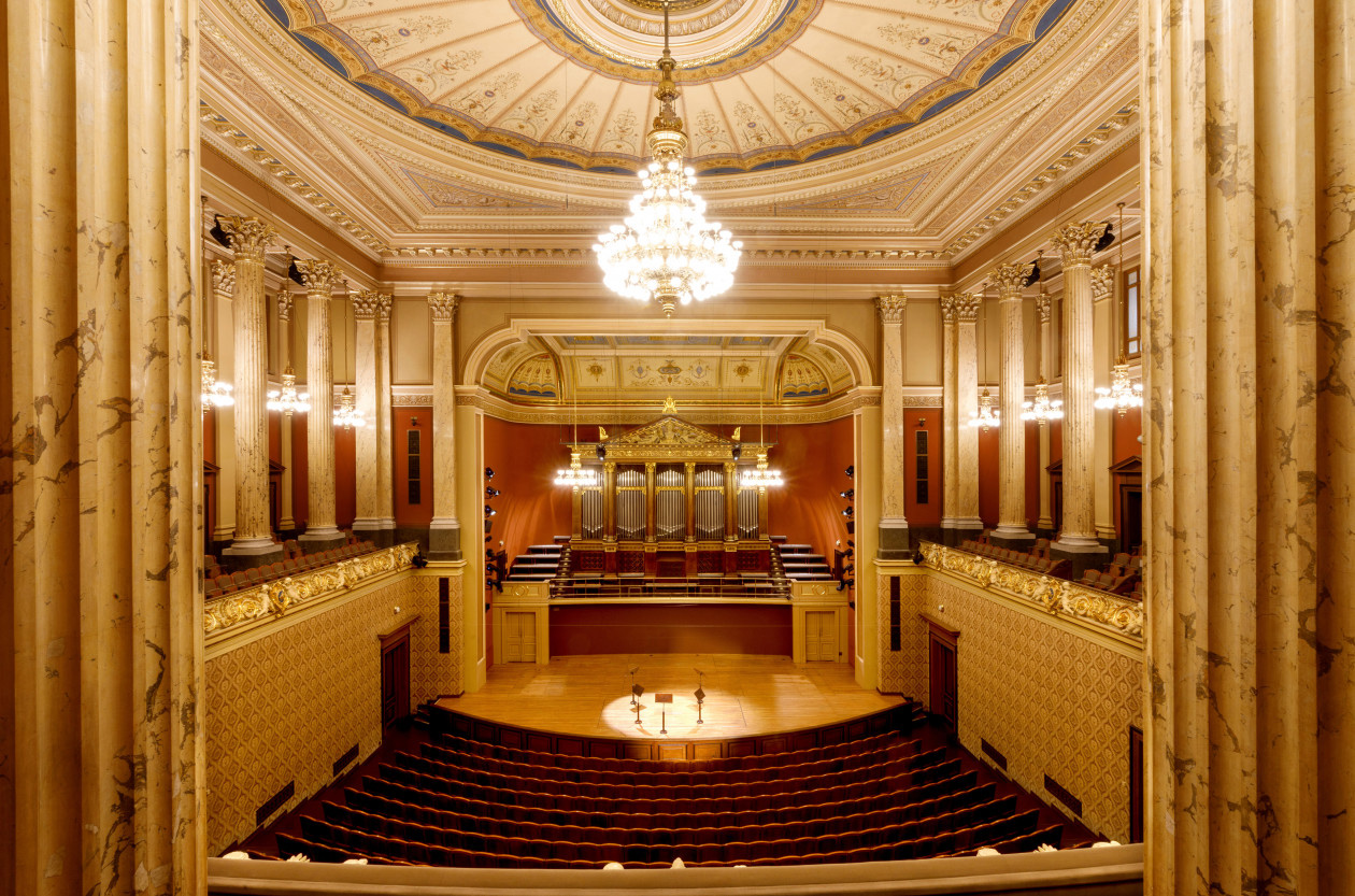 KV2 Audio Rudolfinum Prague Dvorak Hall 0