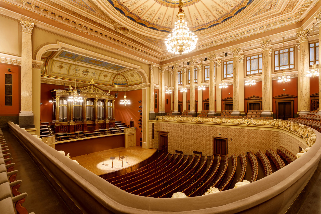 KV2 Audio Rudolfinum Prague Dvorak Hall 00