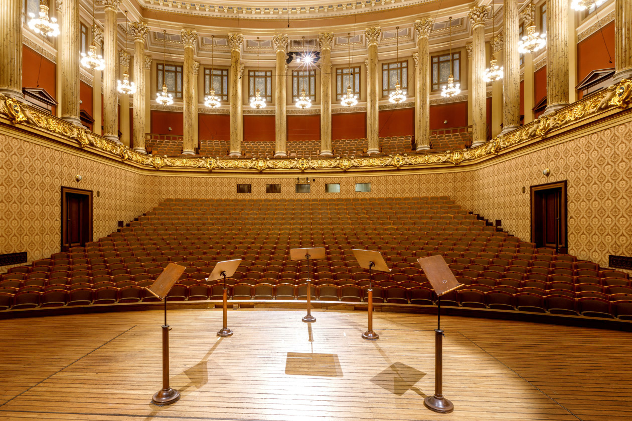 KV2 Audio Rudolfinum Prague Dvorak Hall 9