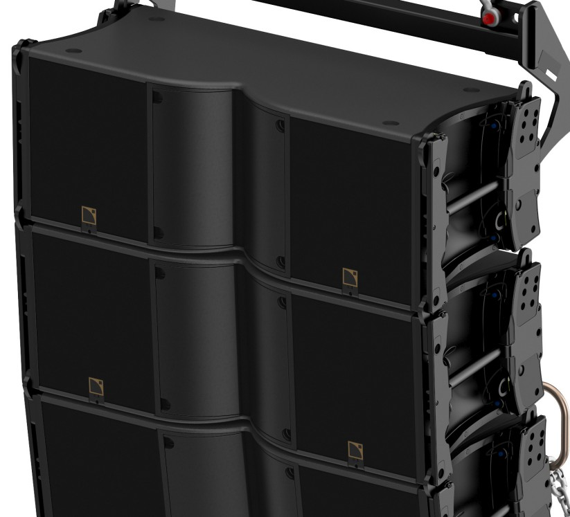 L Acoustics K3 array module zoom
