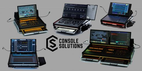 Console Solutions Allen&Heath dLive, Waves LV1, grandMA on PC, VISTA EX [Prolight+Sound 2019]