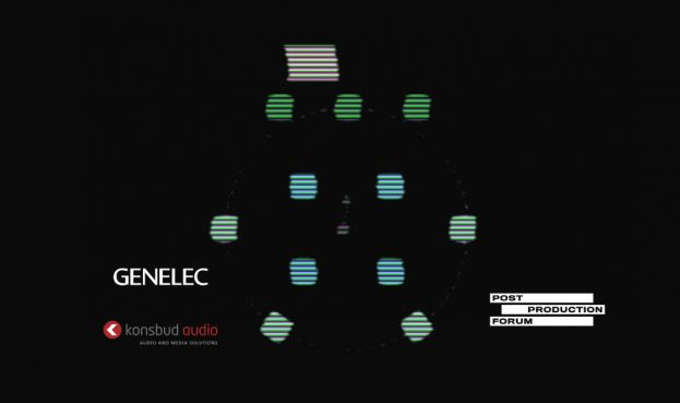 Webinar Genelec na Post Production Forum 2020
