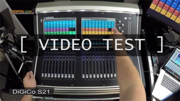 TEST | DiGiCo S21 [video]