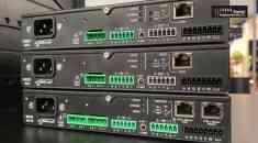 Powersoft MEZZO - niewielkie wzmacniacze instalacyjne z DSP i powersharing'iem [ISE 2020]